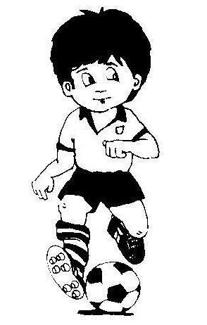 The original dribble boy